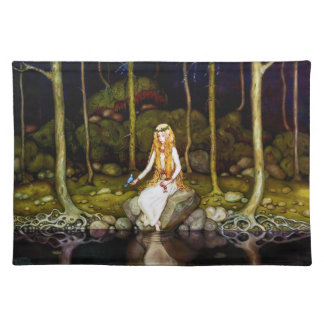 The Princess in the Forest Place Mat