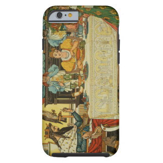 The Princess Shares her Dinner with the Frog, from Tough iPhone 6 Case