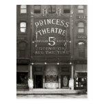 The Princess Theatre, 1910 Postcard
