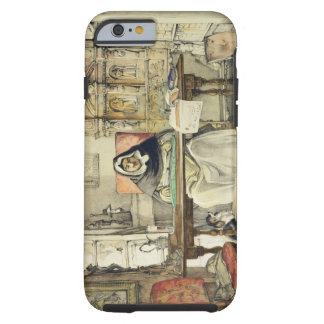 The Prior, from 'Sketches of Spain', engraved by C Tough iPhone 6 Case
