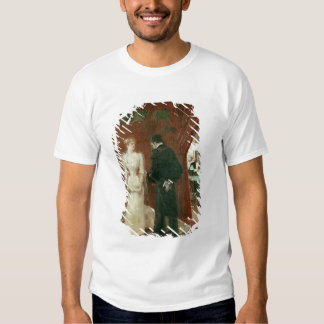 The Private Conversation, 1904 T-shirts