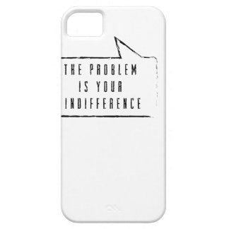 The problem is your indifference Iphone marries iPhone 5 Case