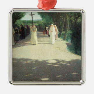 The Procession, 1892-95 Christmas Ornament