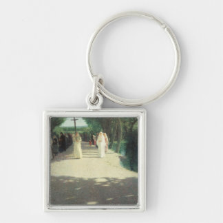 The Procession, 1892-95 Keychains