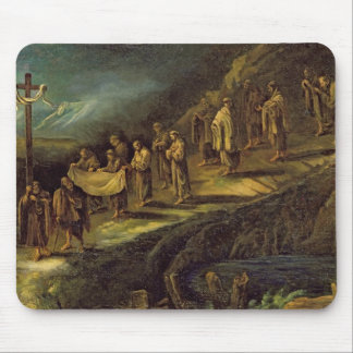 The Procession of the Holy Shroud Mouse Mat