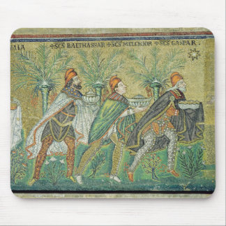 The procession of the three kings mouse pad