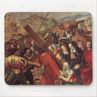 The Procession to Calvary, c.1505 Mouse Pad