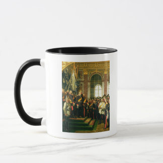 The Proclamation of Wilhelm as Kaiser Mug