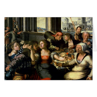 The Prodigal Son, 1536 Card