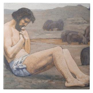 The Prodigal Son, c. 1879 (oil on linen) Tile
