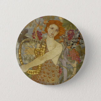 The Progress of a Soul: The Entrance 6 Cm Round Badge