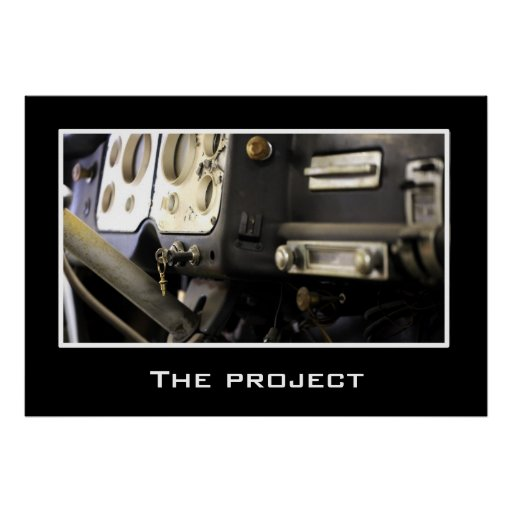 The project print