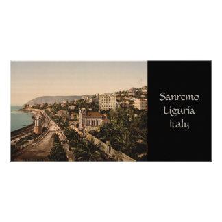 The Promenade, Sanremo, Liguria, Italy Card