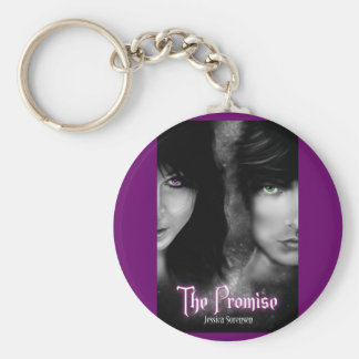 The Promise Swag Basic Round Button Key Ring