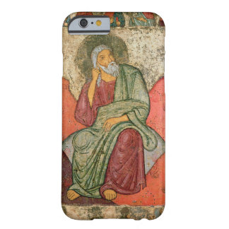 The Prophet Elijah, Pskov School (panel) Barely There iPhone 6 Case