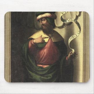 The Prophet Jeremiah Mouse Pad