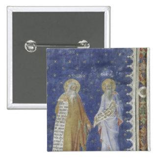 The Prophets fresco Salle de la Grande Audience Pin