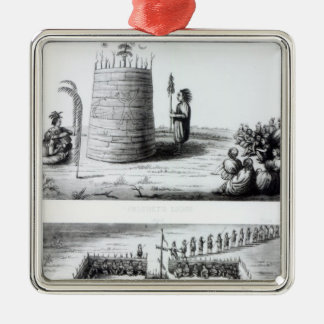 The Prophet's Lodge and Medawisos Christmas Ornament