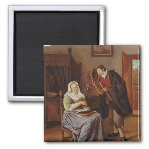 The Proposal Refrigerator Magnet