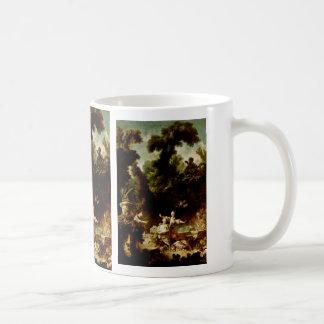 "The Prosecution"" By Fragonard Jean-Honoré (Best Q Coffee Mug"