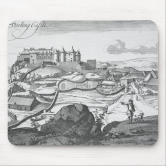 The Prospect of Sterling Castle Mouse Mat