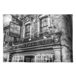 The Prospect of Whitby Pub London Placemat