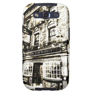 The Prospect Of Whitby Pub London Vintage Galaxy S3 Covers