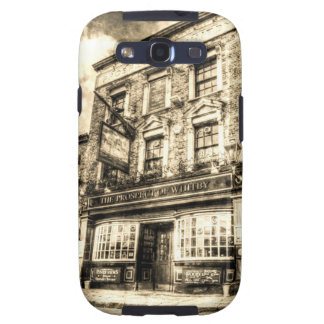 The Prospect Of Whitby Pub London Vintage Galaxy SIII Cases