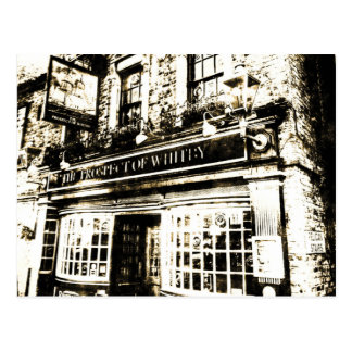 The Prospect Of Whitby Pub London Vintage Postcard