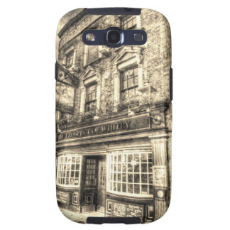 The Prospect Of Whitby Pub London Vintage Samsung Galaxy SIII Cover