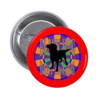 The Prospector 6 Cm Round Badge
