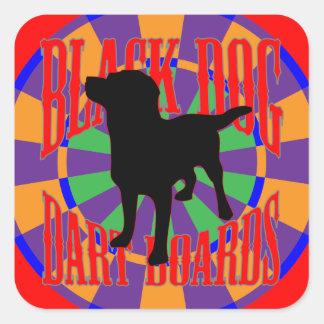 The Prospector Square Sticker