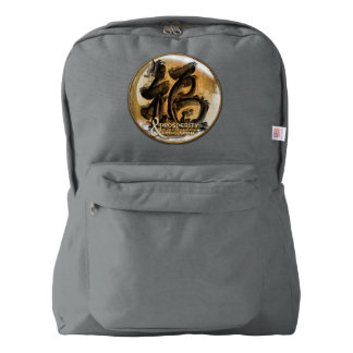 THE PROSPERITY CONNEXION : Art of Chinese Fengshui Backpack