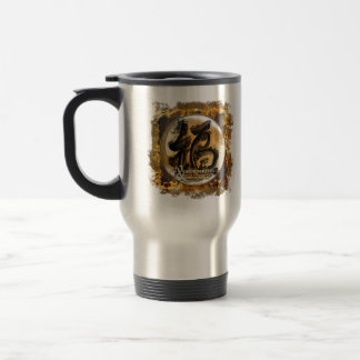 THE PROSPERITY CONNEXION : Art of Fengshui Travel Mug