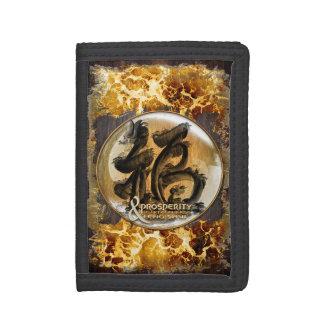 THE PROSPERITY CONNEXION : Art of Fengshui Tri-fold Wallet
