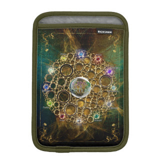 THE PROSPERITY CONNEXION : Gems of Fortune iPad Mini Sleeve