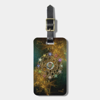 THE PROSPERITY CONNEXION : Gems of Fortune Luggage Tag