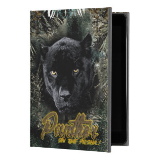 "THE PROSPERITY CONNEXION : Gems of Fortune""Panther iPad Pro 9.7"" Case"