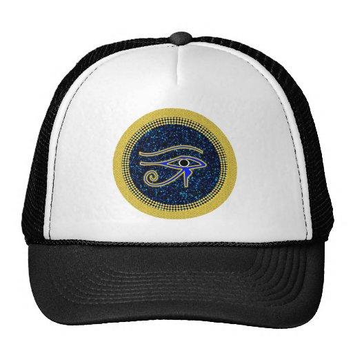 The Protective Eye Of Horus Hats