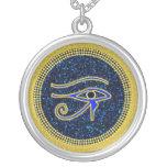 The Protective Eye Of Horus Pendant