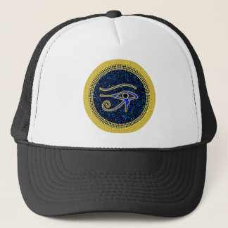 The Protective Eye Of Horus Trucker Hat