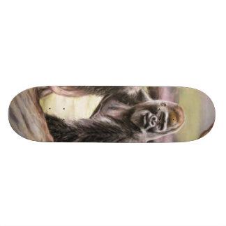 The Protector 21.3 Cm Mini Skateboard Deck