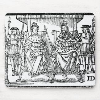 The Protestants' Joy, 18 April 1689 Mouse Pad