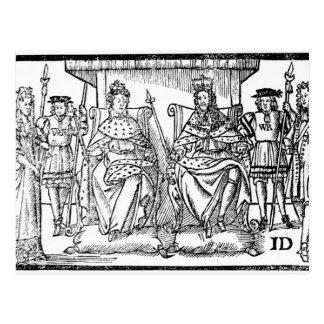 The Protestants' Joy, 18 April 1689 Postcard
