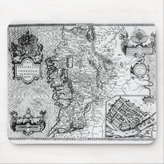 The Province of Connaught with the City of Mouse Pad