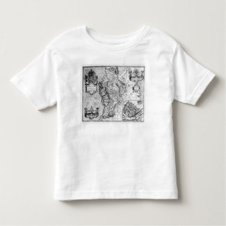The Province of Connaught with the City of Toddler T-Shirt