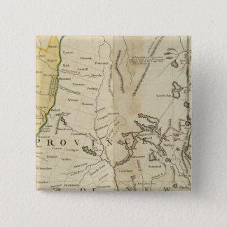 The Provinces of Massachusetts Bay 15 Cm Square Badge