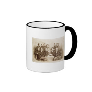 The Provisional Government Ringer Mug