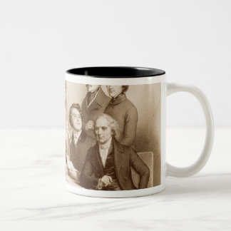 The Provisional Government Two-Tone Mug