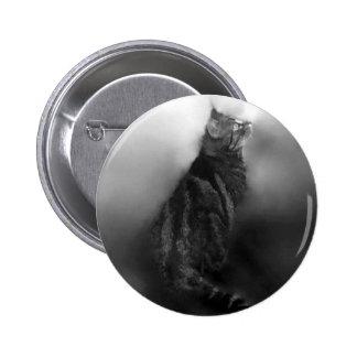 The Prowl 6 Cm Round Badge